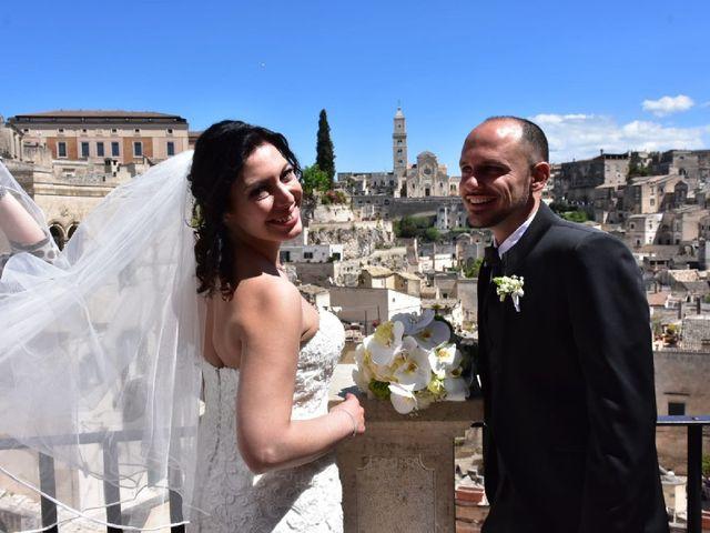 Il matrimonio di Vincenzo e Rossana a Matera, Matera 6