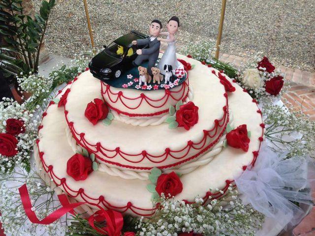 Il matrimonio di Antonio e Stefania a Cervesina, Pavia 1