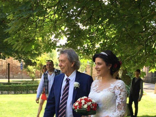 Il matrimonio di Antonio e Stefania a Cervesina, Pavia 3