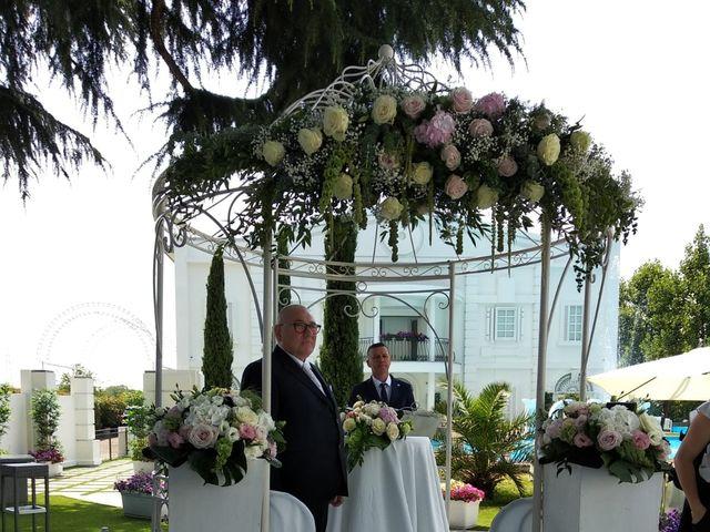 Il matrimonio di Denis  e Valentina  a Legnano, Milano 4