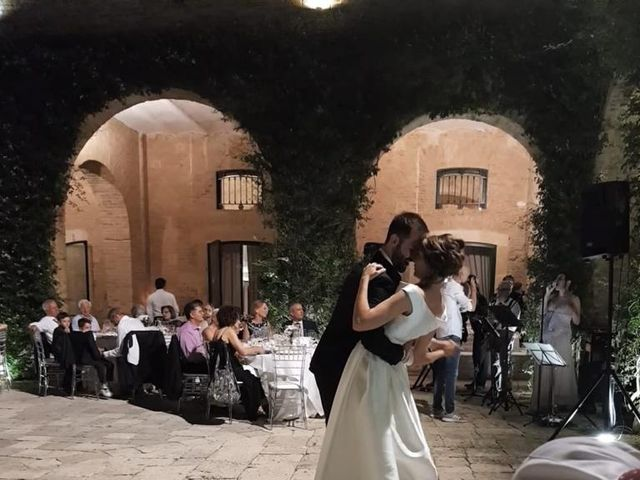 Il matrimonio di Manuela  e Diego a Matera, Matera 1