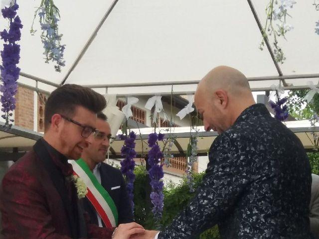 Il matrimonio di Geremia  e Antonio a Caravaggio, Bergamo 8
