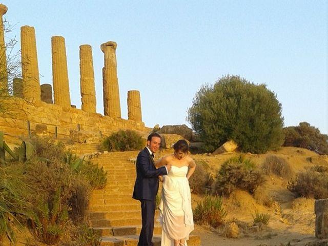 Il matrimonio di Alberto e Iolanda  a Favara, Agrigento 8