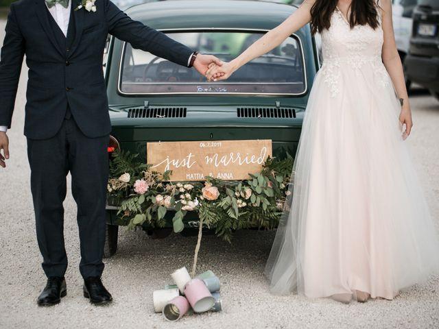 Le nozze di Anna e Mattia