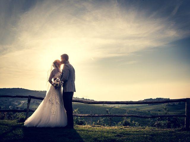 Le nozze di Claudia e Jacob