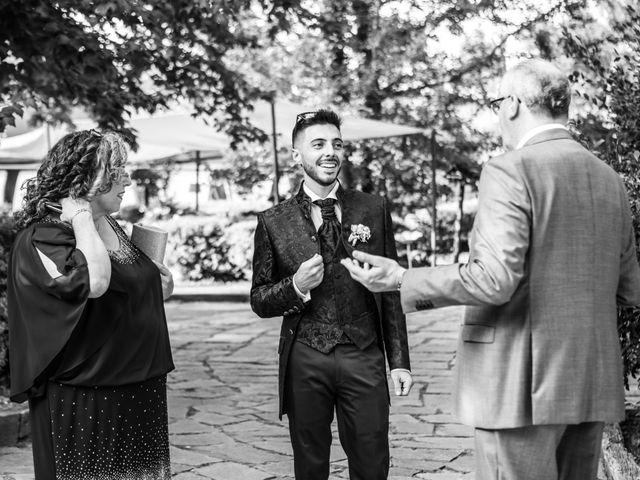 Il matrimonio di Gabriele e Federica a Novara, Novara 23