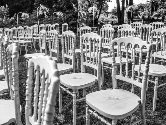 Il matrimonio di Gabriele e Federica a Novara, Novara 25