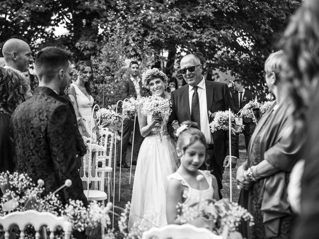 Il matrimonio di Gabriele e Federica a Novara, Novara 30