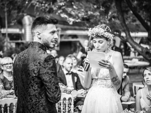 Il matrimonio di Gabriele e Federica a Novara, Novara 35
