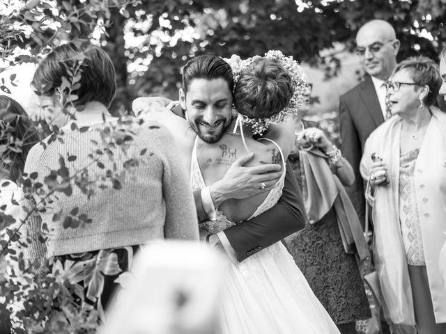 Il matrimonio di Gabriele e Federica a Novara, Novara 36