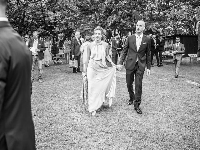 Il matrimonio di Gabriele e Federica a Novara, Novara 37