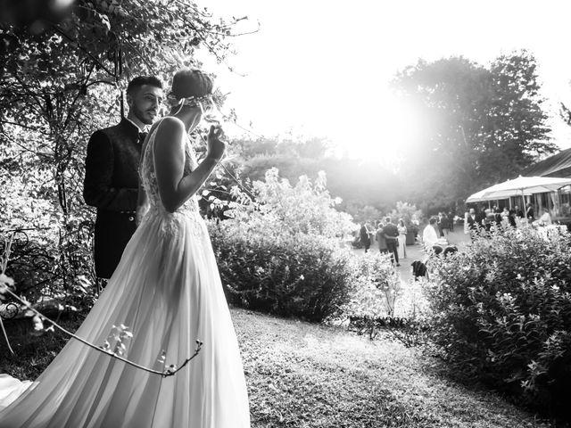 Il matrimonio di Gabriele e Federica a Novara, Novara 44