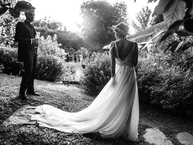 Il matrimonio di Gabriele e Federica a Novara, Novara 45