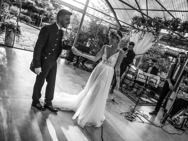 Il matrimonio di Gabriele e Federica a Novara, Novara 55