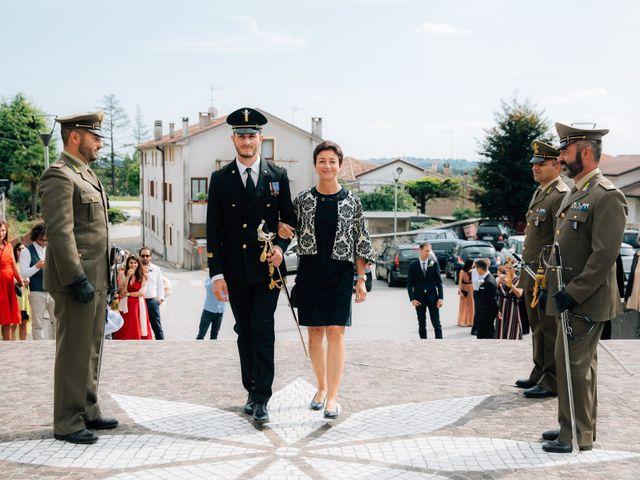 Il matrimonio di Samuele e Lara a Cappella Maggiore, Treviso 24