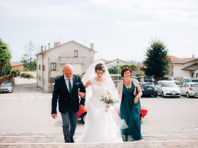 Il matrimonio di Samuele e Lara a Cappella Maggiore, Treviso 26