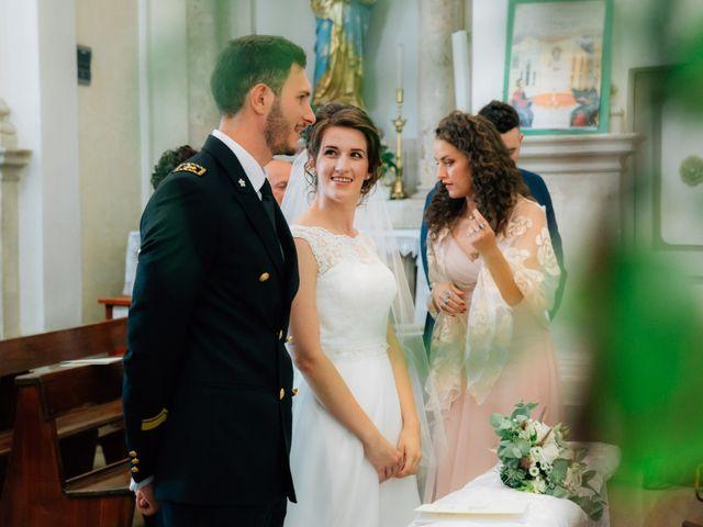 Il matrimonio di Samuele e Lara a Cappella Maggiore, Treviso 27