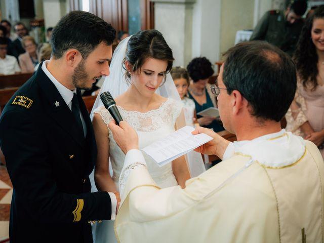 Il matrimonio di Samuele e Lara a Cappella Maggiore, Treviso 30