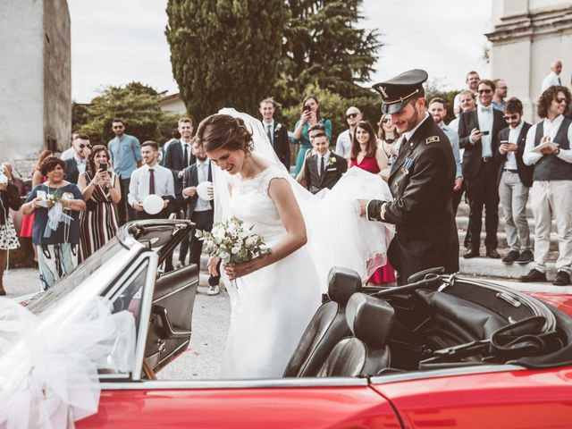 Il matrimonio di Samuele e Lara a Cappella Maggiore, Treviso 36