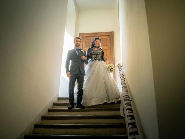 Il matrimonio di Adriano e Federica a Altavilla Monferrato, Alessandria 13