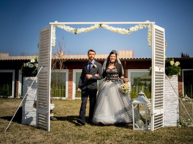 Il matrimonio di Adriano e Federica a Altavilla Monferrato, Alessandria 17