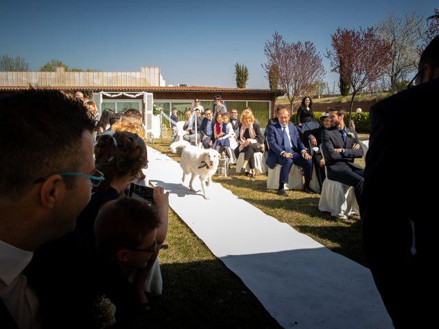 Il matrimonio di Adriano e Federica a Altavilla Monferrato, Alessandria 18