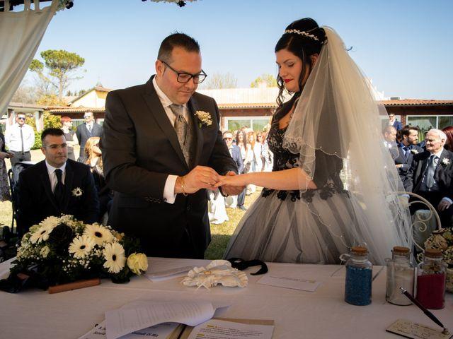 Il matrimonio di Adriano e Federica a Altavilla Monferrato, Alessandria 19
