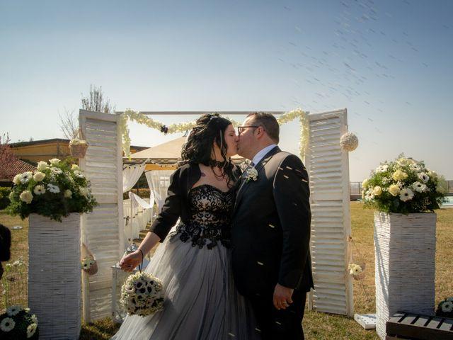 Il matrimonio di Adriano e Federica a Altavilla Monferrato, Alessandria 23
