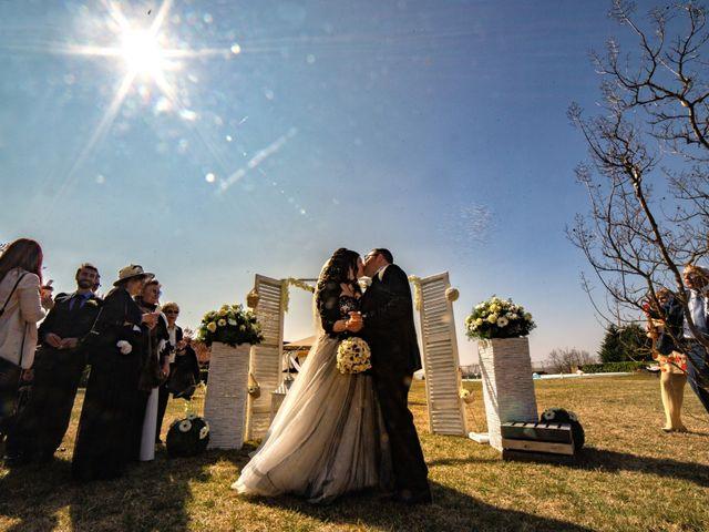 Il matrimonio di Adriano e Federica a Altavilla Monferrato, Alessandria 24