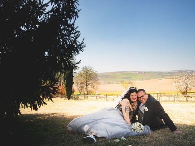 Il matrimonio di Adriano e Federica a Altavilla Monferrato, Alessandria 28