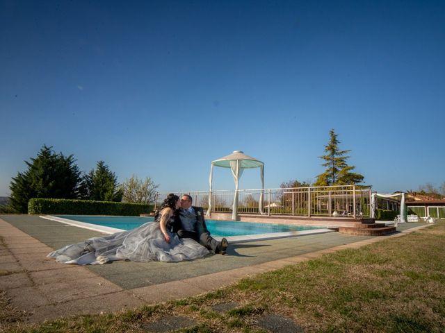 Il matrimonio di Adriano e Federica a Altavilla Monferrato, Alessandria 34