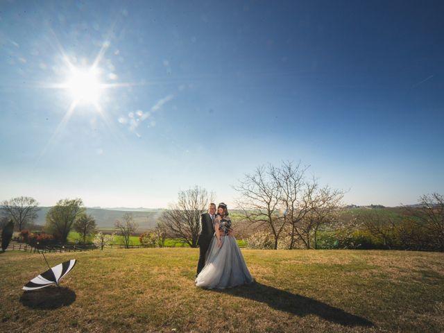 Il matrimonio di Adriano e Federica a Altavilla Monferrato, Alessandria 35