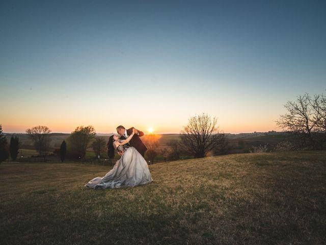Il matrimonio di Adriano e Federica a Altavilla Monferrato, Alessandria 37