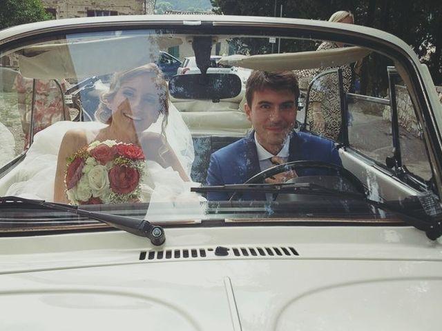 Il matrimonio di Alessandra e Luca a San Severino Marche, Macerata 1