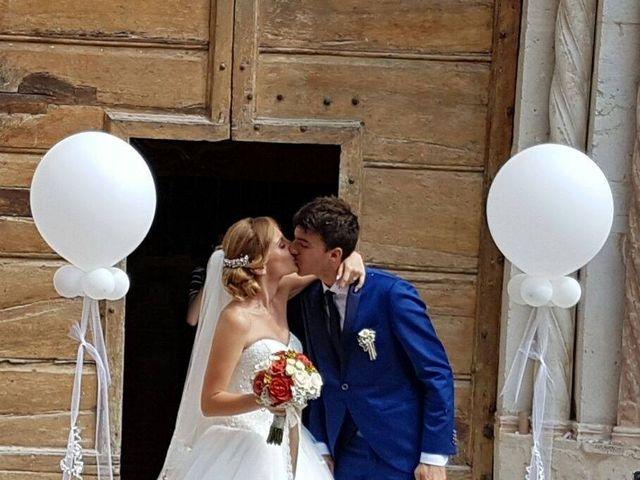 Il matrimonio di Alessandra e Luca a San Severino Marche, Macerata 4