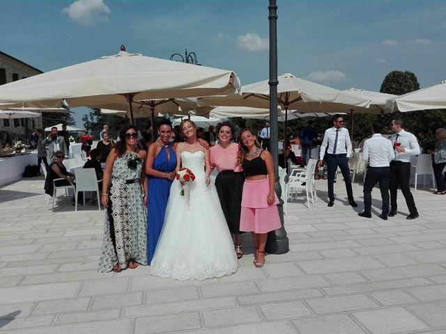Il matrimonio di Alessandra e Luca a San Severino Marche, Macerata 8