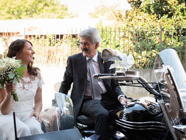 Il matrimonio di Marcello e Marcella a Sommo, Pavia 30