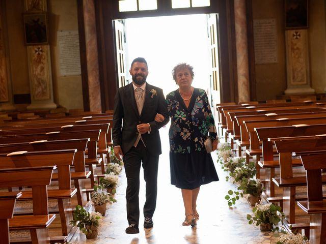 Il matrimonio di Marcello e Marcella a Sommo, Pavia 31