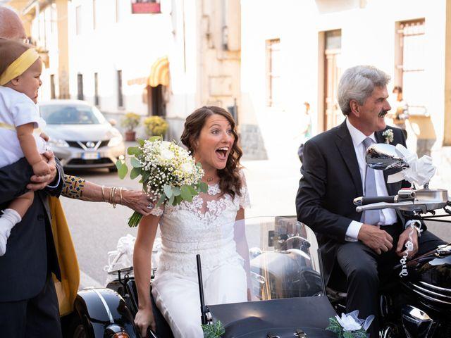Il matrimonio di Marcello e Marcella a Sommo, Pavia 33
