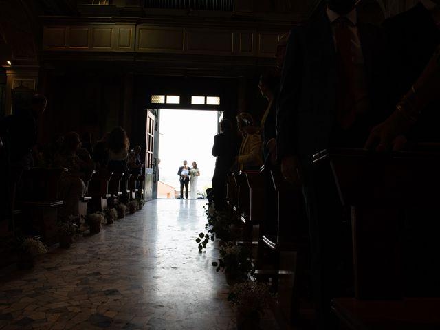 Il matrimonio di Marcello e Marcella a Sommo, Pavia 34