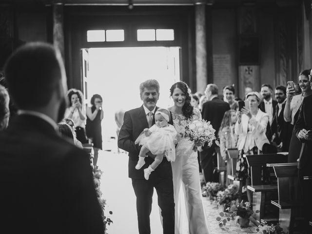 Il matrimonio di Marcello e Marcella a Sommo, Pavia 35