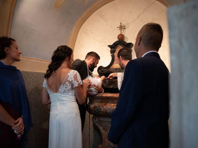 Il matrimonio di Marcello e Marcella a Sommo, Pavia 37
