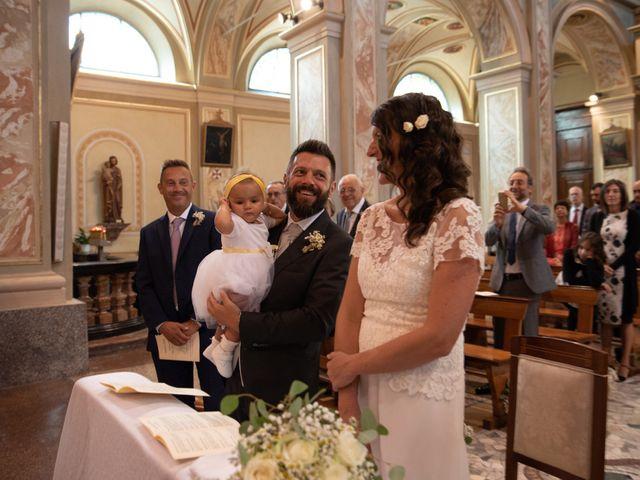 Il matrimonio di Marcello e Marcella a Sommo, Pavia 38