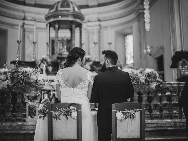 Il matrimonio di Marcello e Marcella a Sommo, Pavia 39