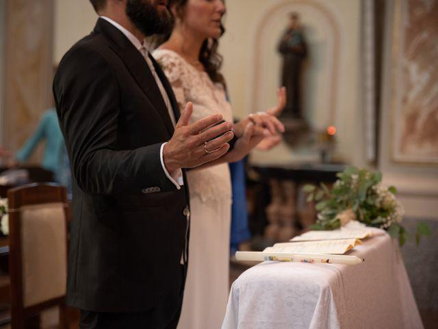 Il matrimonio di Marcello e Marcella a Sommo, Pavia 44