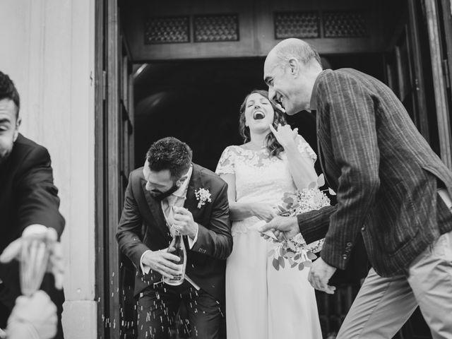Il matrimonio di Marcello e Marcella a Sommo, Pavia 50