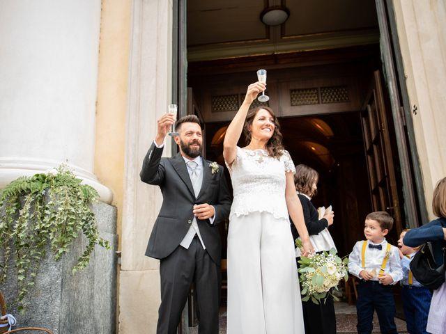 Il matrimonio di Marcello e Marcella a Sommo, Pavia 51