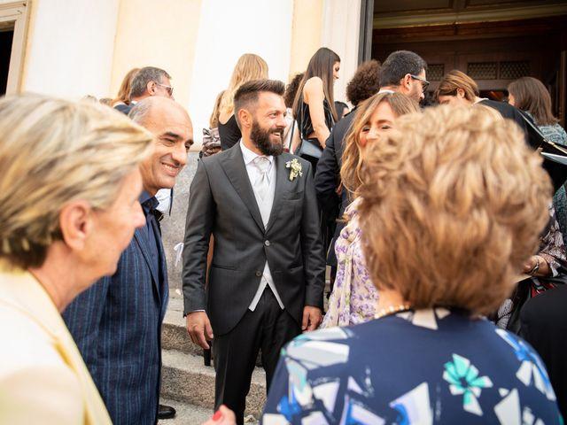 Il matrimonio di Marcello e Marcella a Sommo, Pavia 52