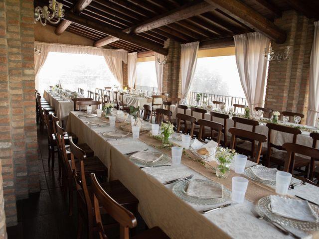 Il matrimonio di Marcello e Marcella a Sommo, Pavia 58
