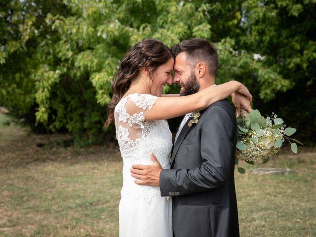 Il matrimonio di Marcello e Marcella a Sommo, Pavia 60